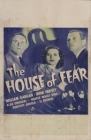 The House of Fear Posteri