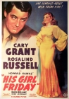 His Girl Friday Posteri