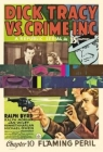 Dick Tracy vs. Crime Inc. Posteri