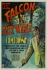 The Falcon Out West Posteri