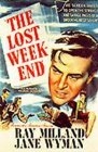 The Lost Weekend Posteri