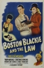 Boston Blackie and the Law Posteri