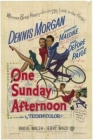 One Sunday Afternoon Posteri