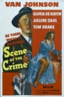 Scene of the Crime Posteri