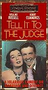 Tell It to the Judge Posteri