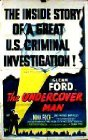 The Undercover Man Posteri