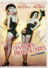 Gentlemen Prefer Blondes Posteri
