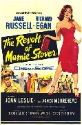 The Revolt of Mamie Stover Posteri