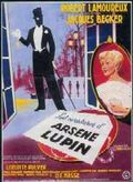 The Adventures of Arsène Lupin Posteri