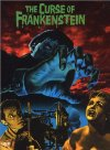 The Curse of Frankenstein Posteri