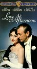 Love in the Afternoon Posteri