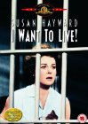 I Want to Live! Posteri