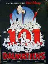 One Hundred and One Dalmatians Posteri