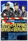 Toto and Peppino Divided in Berlin Posteri