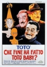 What Ever Happened to Baby Toto? Posteri