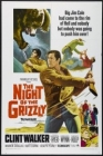 The Night of the Grizzly Posteri
