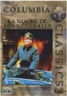 The Night of the Generals Posteri