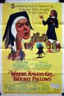 Where Angels Go Trouble Follows! Posteri