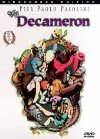 The Decameron Posteri