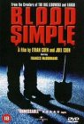 Blood Simple. Posteri