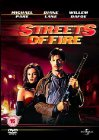 Streets of Fire Posteri