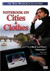 Notebook on Cities and Clothes Posteri
