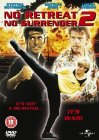 No Retreat, No Surrender 2 Posteri