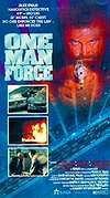 One Man Force Posteri
