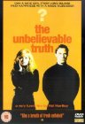 The Unbelievable Truth Posteri