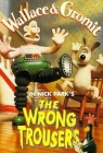 The Wrong Trousers Posteri