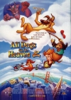 All Dogs Go to Heaven 2 Posteri