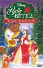 Beauty and the Beast: The Enchanted Christmas Posteri