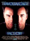 Face/Off Posteri