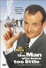 The Man Who Knew Too Little Posteri