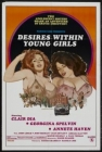 Desires Within Young Girls Posteri