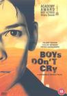 Boys Don't Cry Posteri