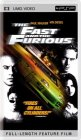 The Fast and the Furious Posteri