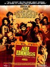All Access: Front Row. Backstage. Live! Posteri