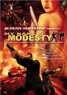 My Name Is Modesty: A Modesty Blaise Adventure Posteri