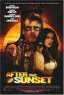 After the Sunset Posteri