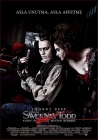 Sweeney Todd: The Demon Barber of Fleet Street Posteri