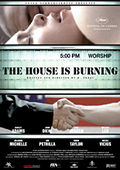 The House Is Burning Posteri