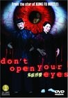 Don't Open Your Eyes Posteri