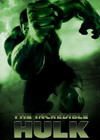 The Incredible Hulk Posteri