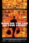 When Did You Last See Your Father? Posteri