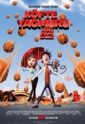 Cloudy with a Chance of Meatballs Posteri