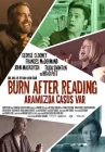 Burn After Reading Posteri