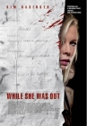 While She Was Out Posteri