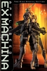 Appleseed Saga: Ex Machina Posteri