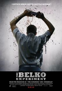 The Belko Experiment Posteri